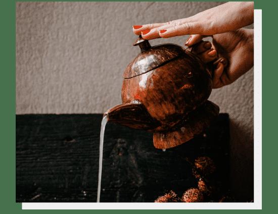 Napoje gorące, herbaty prosto z Azji. Photo by Nat Kontraktewicz - https://kontraktewicz.com/