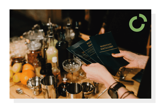 YUZU - drink bar na imprezie, warsztaty koktajlowe, pokazy barmańskie. Photo by Nat Kontraktewicz - https://kontraktewicz.com/
